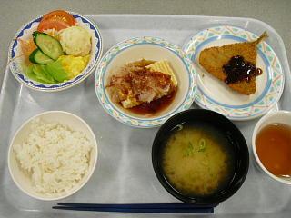 平成22年7月26日学食