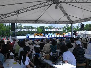 平成22年8月8日お城祭り5