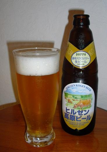 平成22年8月15日蒜山ビール