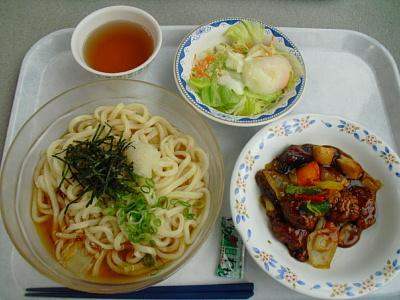 平成22年8月16日学食