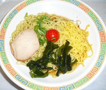 冷麺平成22年8月17日冷麺