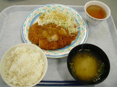 平成22年8月31日学食