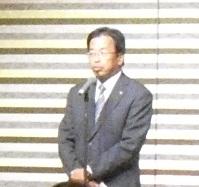 コムサロン21・19周年記念パーティ前川さん