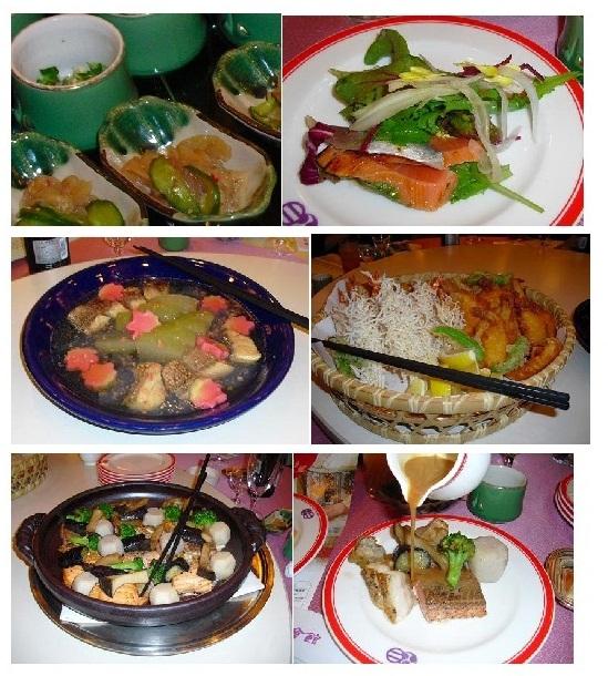 平成22年コムサロン21・料理