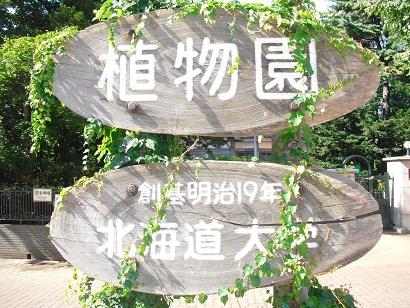 平成22年9月27日北大植物園