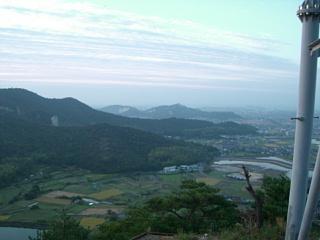平成22年10月16日登山途中2