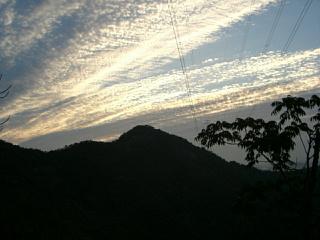 平成22年10月16日登山途中1