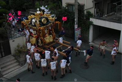 平成22年荒川小芋祭り宵宮 (1)
