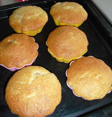 バジルの焼き菓子