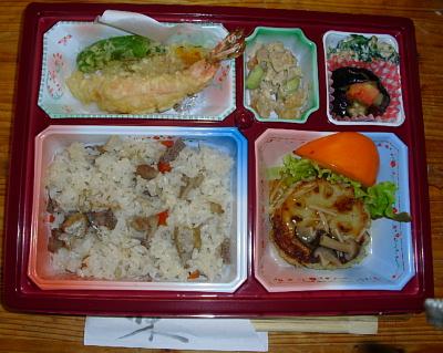 梅澤さんのお弁当