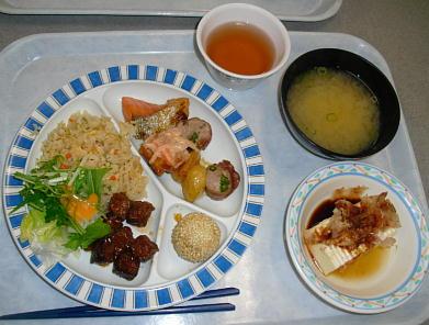 平成22年11月24日学食