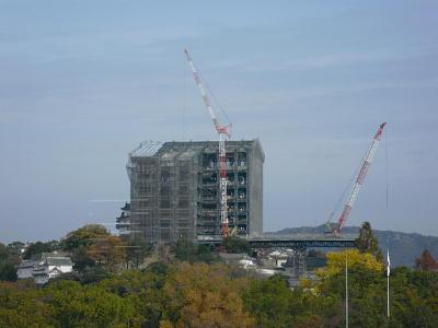 平成22年11月25日姫路城