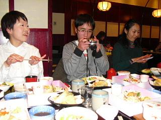 平成22年12月25日がんこ寿司3