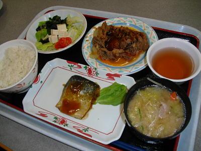 平成23年5月9日学食