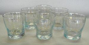 虹彩ロックグラス