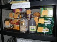 非常用食料棚