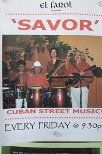 キューバミュージシャン