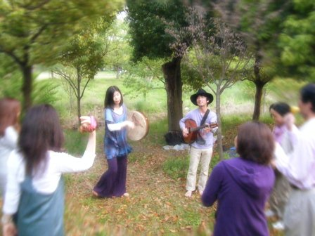 in the woods ②