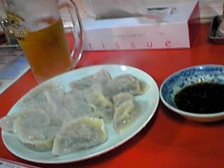 上海飯店_水餃子