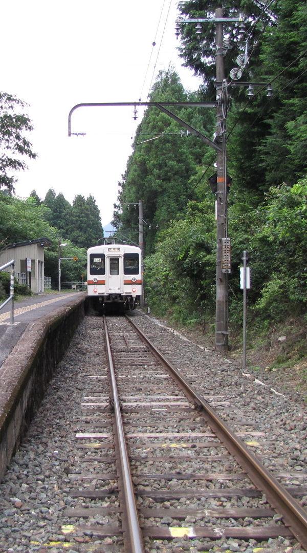 飯田線・柿平駅(かきだいらえき)