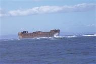 難破船海岸