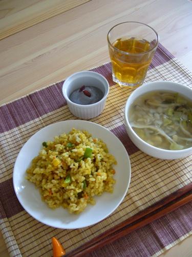 Chakra lunch
