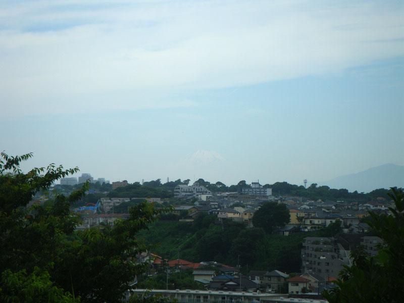 090623梅雨富士1
