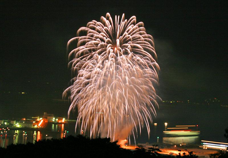 090711久里浜花火2