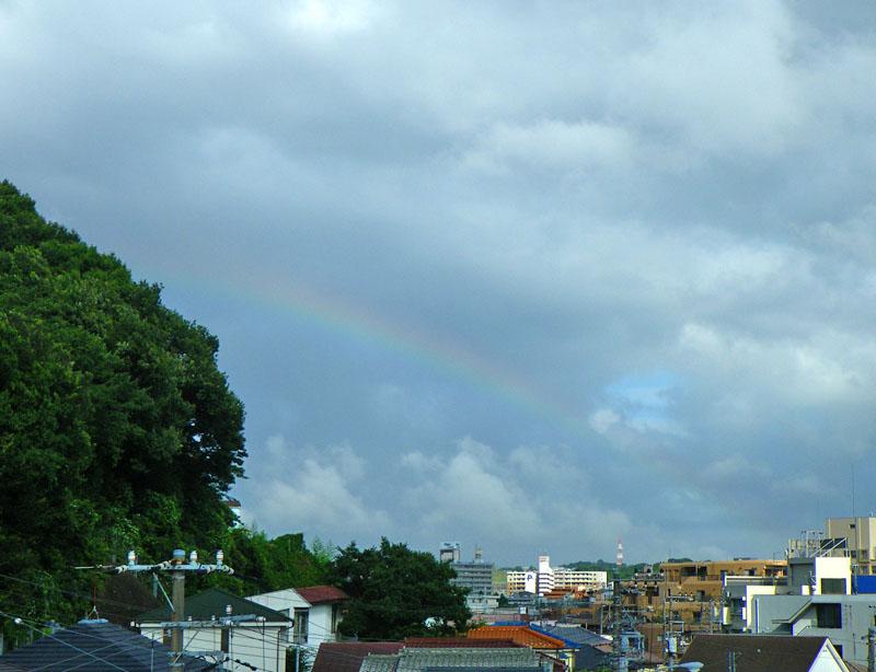 090724今日の虹1