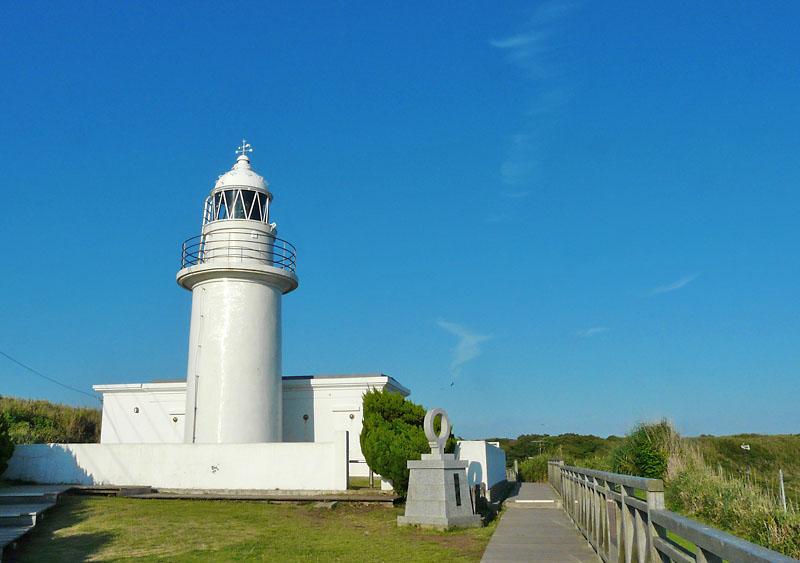 090816城ヶ島灯台1