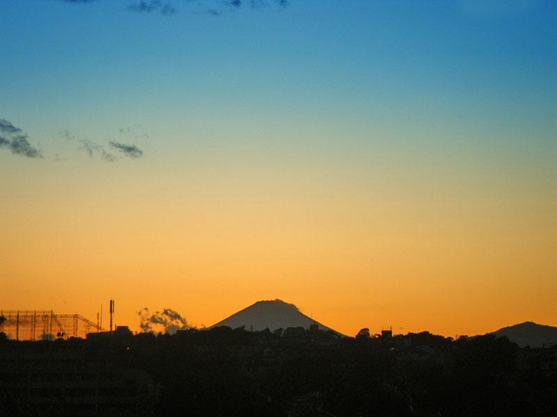 00富士山