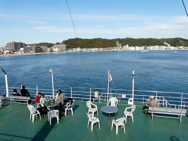 東京湾フェリー2