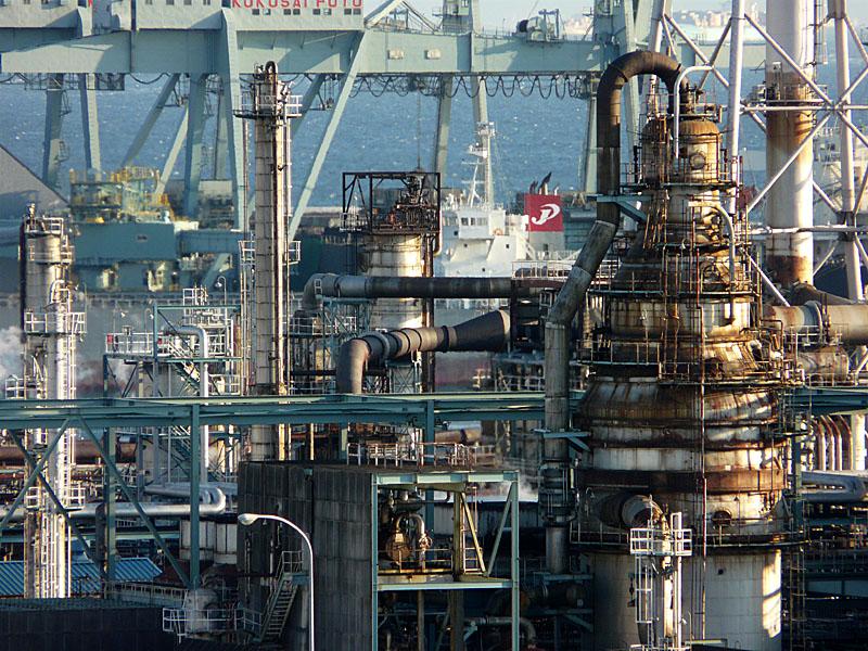 新日本石油精製根岸製油所3
