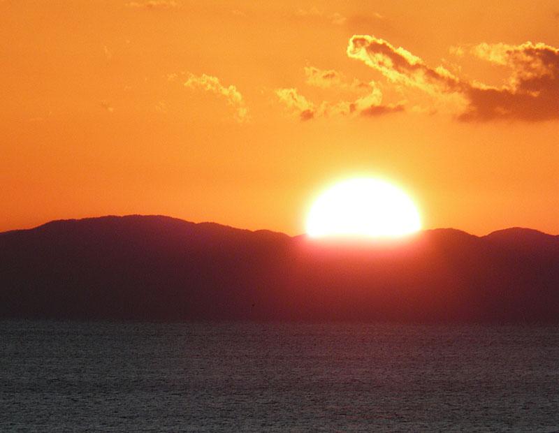 100124黒崎夕陽7