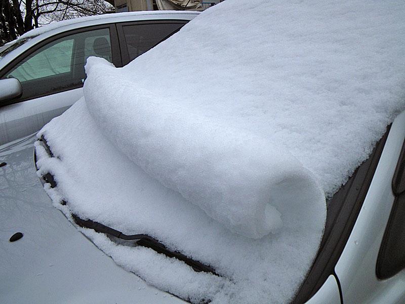 100202雪景色@横浜市南区2