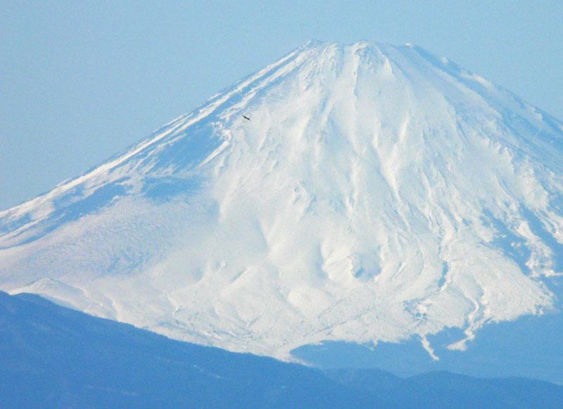 100207三崎からの富士2