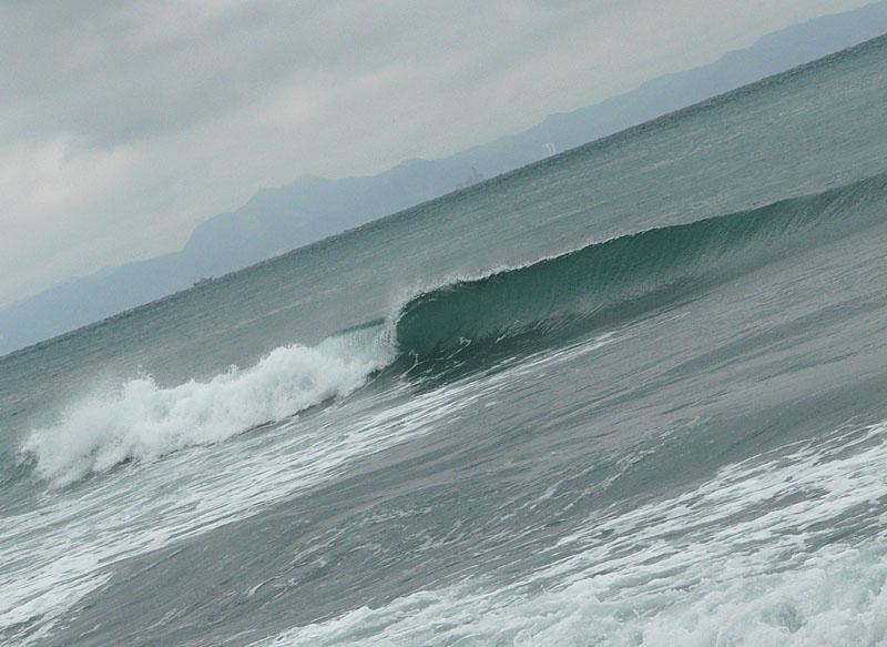 津波を見に行く5