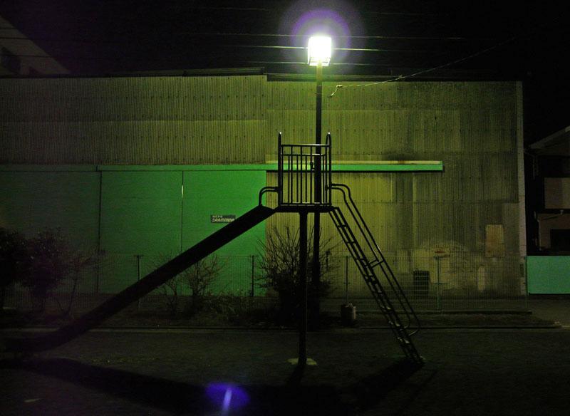 夜の公園1