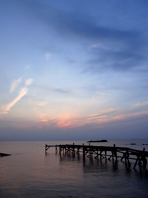 100606荒井浜夕景4