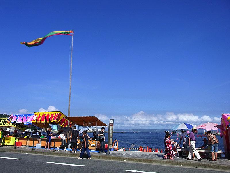 100717久里浜花火1.5