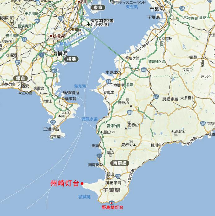 101211州崎灯台2地図