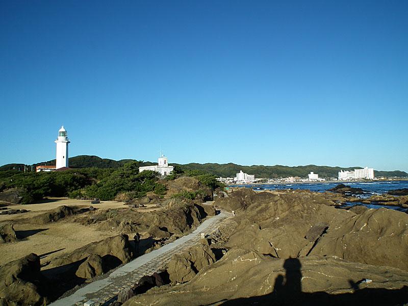 101223野島崎灯台9