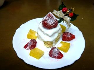 心愛のケーキ