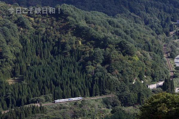 米坂線1131D