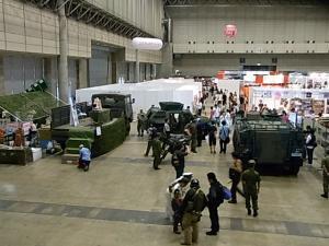 キャラホビ2010 自衛隊 1011