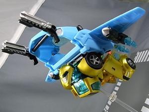 アニメイテッド ジェットパック バンブルビー 1035