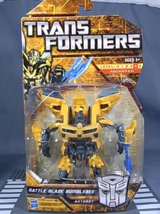 TF AA-02 BATTLE BLADE BUMBLEBEE 1001