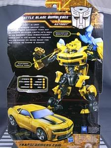 TF AA-02 BATTLE BLADE BUMBLEBEE 1002