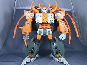 2010企画 星間大帝ユニクロン2010 ロボット 1008