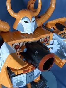 2010企画 星間大帝ユニクロン2010 ロボット 1037